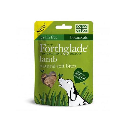 Forthglade Natural Soft Bites Lamb With Botanicals 90g Treats 90g