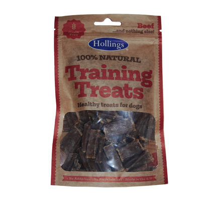 Hollings Training Treats Beef 75g