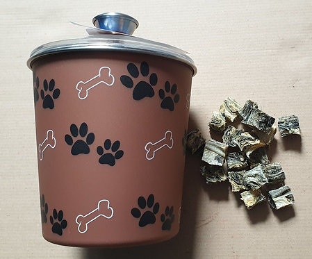 Loving Pets Vet Recommended Treat Jar with Treats