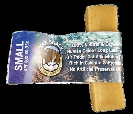 Yak Snack 100% Himalayan Dog Chew small