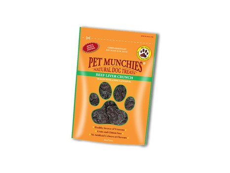 Pet Munchies Beef Liver Crunch