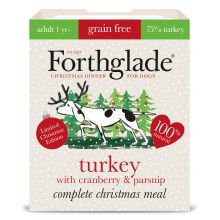 Forthglade Complete Adult Turkey & Cranberry