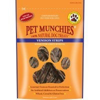 Pet Munchies Venison Strips 90g Bag