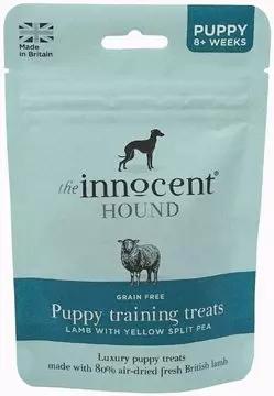 The Innocent Hound Lamb Puppy Training Treats