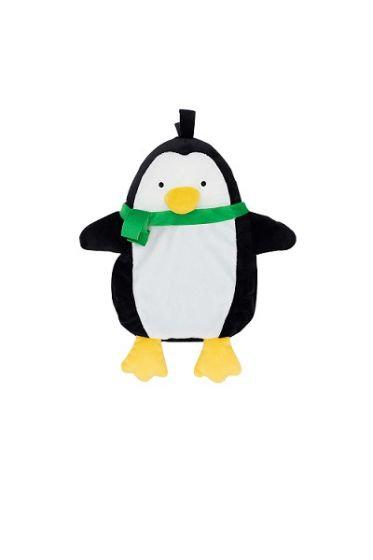 Good Boy Raggy Penguin Crinkly Toy