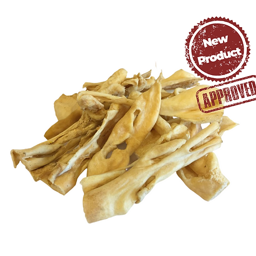 Lamb Muscle Meat Chew Small Pieces 500g