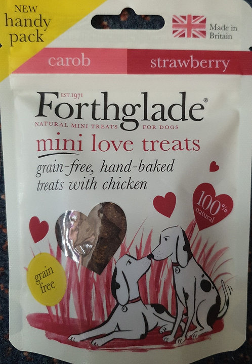 Forthglade Dog Mini Handi PackTraining Treats