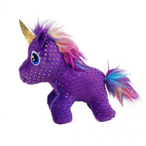Kong Enchanted Unicorn Buzzy Soft Toy
