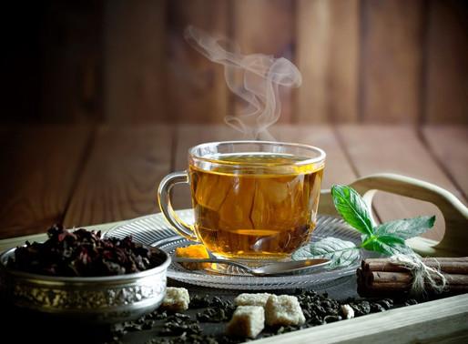 Benefícios do chá para a saúde!