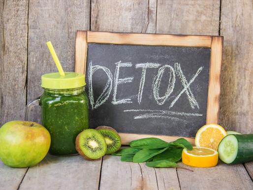 Quais os benefícios do suco detox?