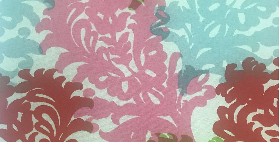 Palm Beach Style - Pink - Blue - Green