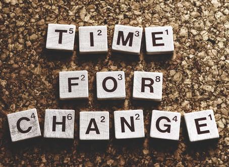 La paura del cambiamento