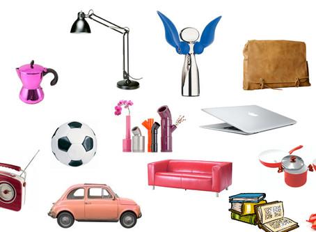 Il rapporto con gli oggetti