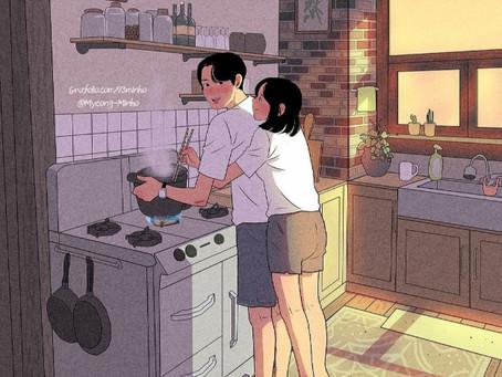 Il consolidamento della coppia (o del suo disgregamento)