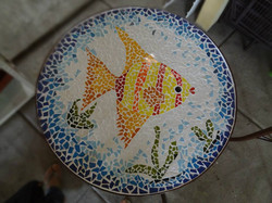 mesa peixe baixa