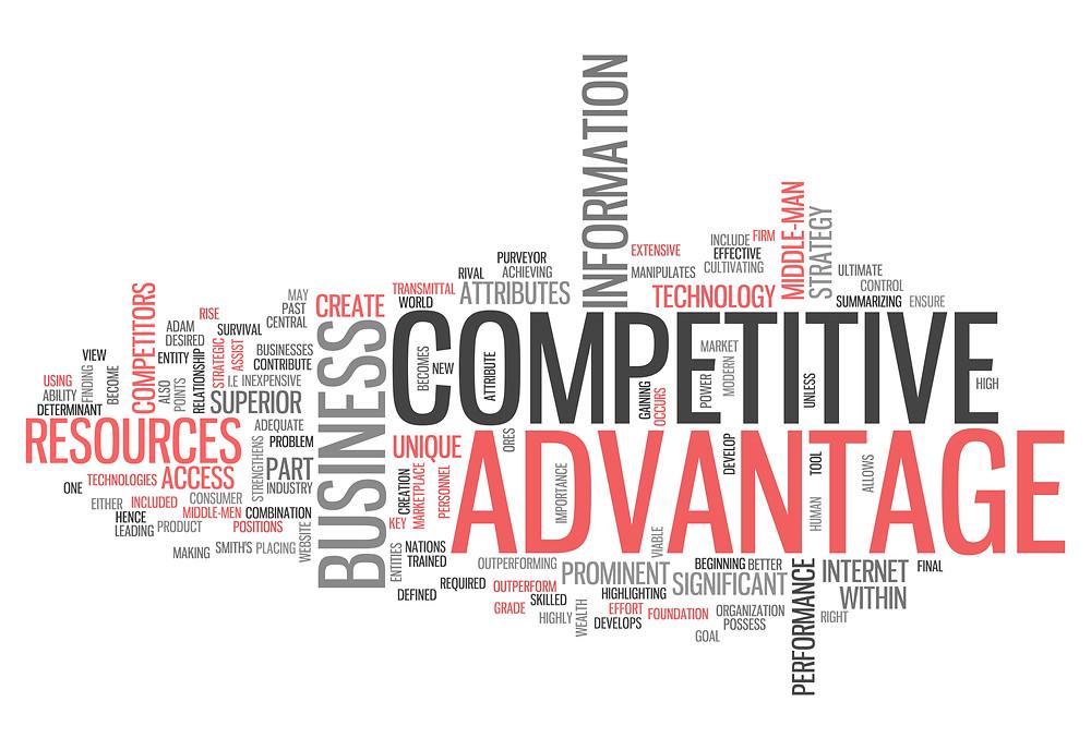 vantagem competitiva na educação superior