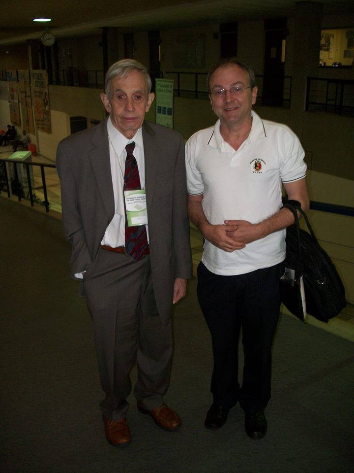 John Nash e Luiz Antonio Titton