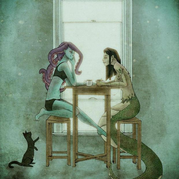 The Monster Girlfriends