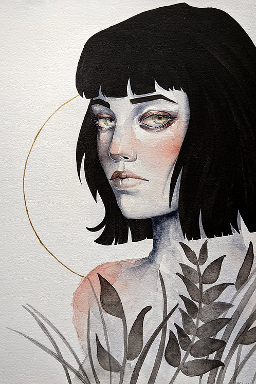 Winter - 11x17 print