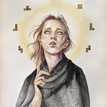Patron Saint of Tetris