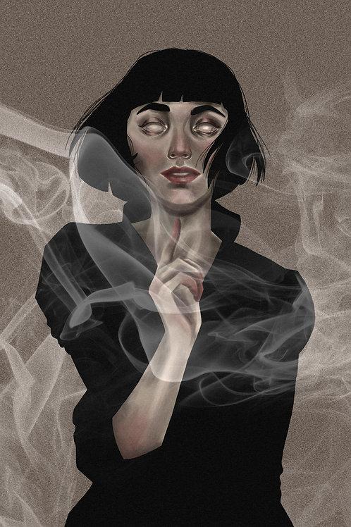 Sadie - 11x17 print
