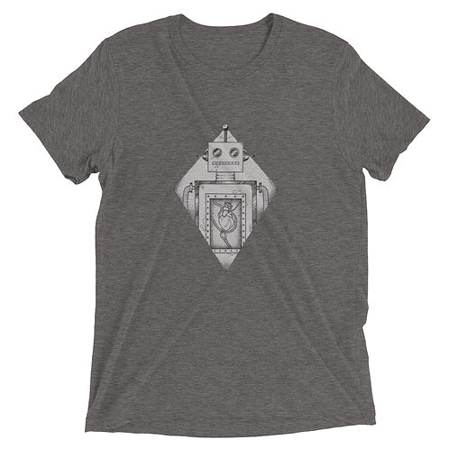 Robot with a Heart - Unisex Tee