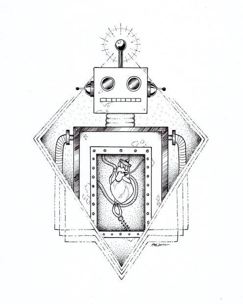 Robot In Love