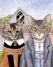 Cat Gothic