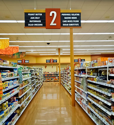 Grocery stores in low-income nighborhoods help to revitalize the economy