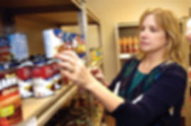 Non-perishable delivery to food pantry