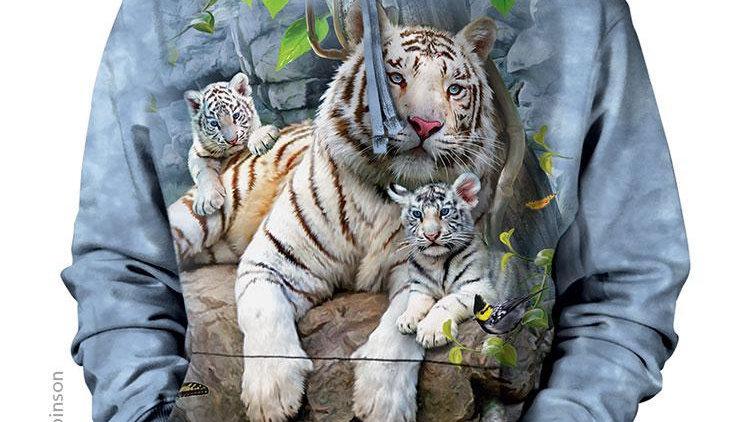 WHITE TIGERS BENGAL - HSW - XL