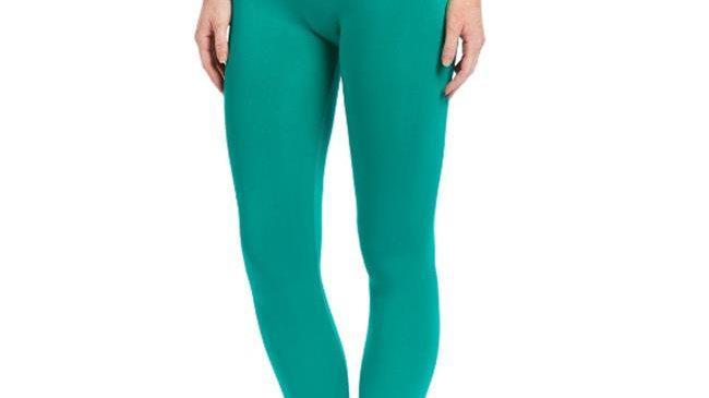 Sol 44GR Solid Leggings - Green
