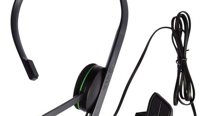 XBOX 1 CHAT HDSET BLK