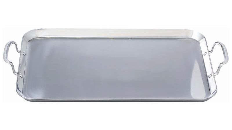 T304 5PLY SS DOUBLE GRIDDLE