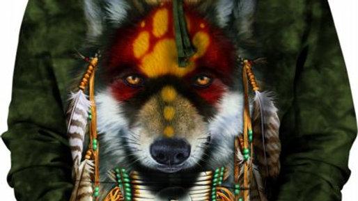 NATIVE WOLF SPIRIT - HSW - XL
