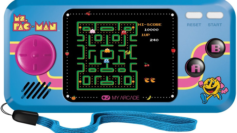 My Arcade DGUNL-3242 Ms. PAC-MAN Pocket Player