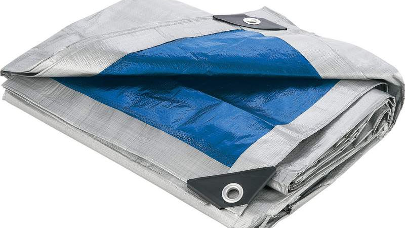 "24 X 60"" ALL PURPOSE BLUE TARP"