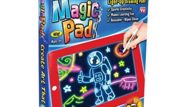 Ontel 250574 As Seen On TV Magic Drawing Pad