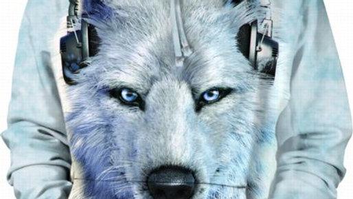 WHITE WOLF DJ HSW - 2XL