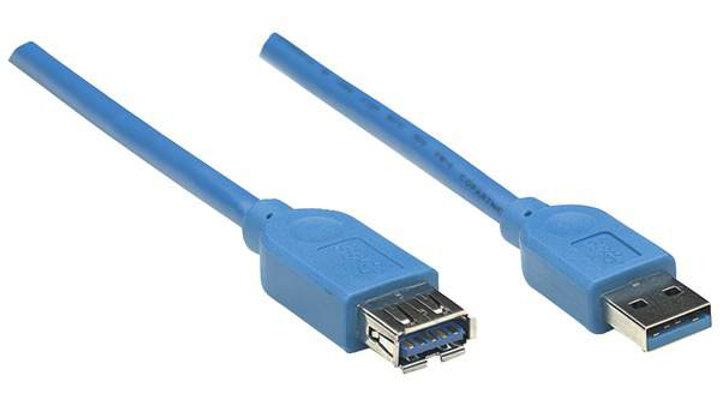 SPRSD USB EXTNSON CABLE2M