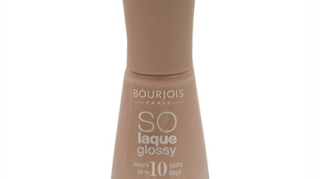 Bourjois 0.3 oz No. 11 So Laque Glossy Indispen Sable Nail Polish for Women