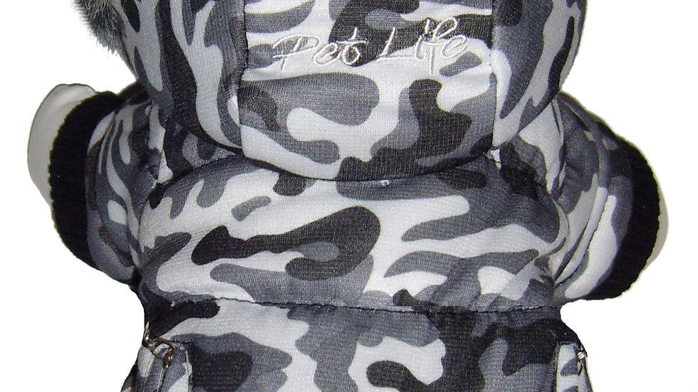 Fashion Pet Parka Coat