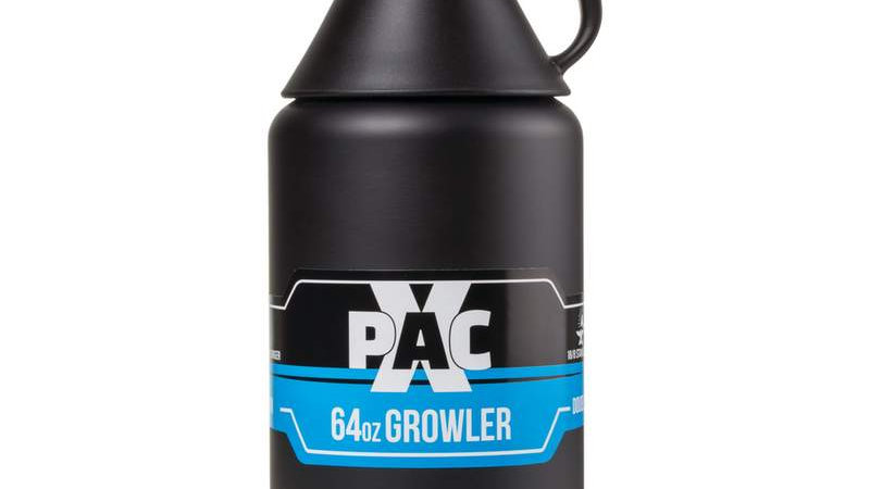 64OZ XPAC WATER BOTTLE - BLACK
