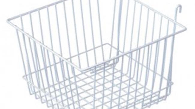 Quantum Storage GSP-B12128 Grid Store Basket - 12 x 12 x 8 in.