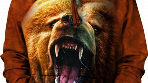 GRIZZLY GROWL HSW - S