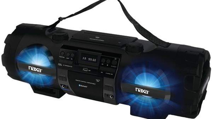 MP3/CD BLTH BOOMBX PA SYS