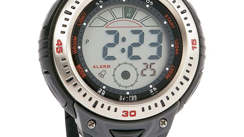 Mitaki-Japan; Men's Digital Sport Watch
