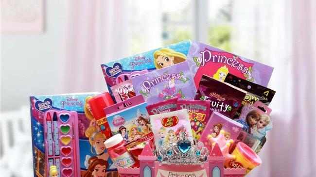 GBDS 890672 A Princess Fairytale Gift Box