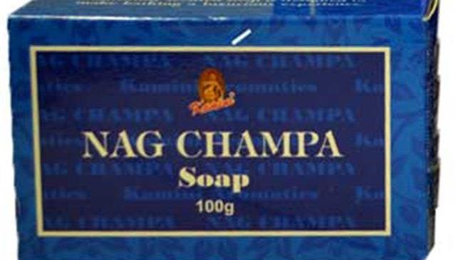 Azure Green RSKNAGC 100 g Nag Champa Soap