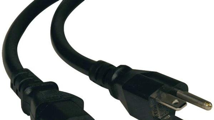 18 AWG POWER CORD 10FT